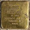 Stolperstein Pallasstr 12 (Schön) Jacques Borchardt.jpg