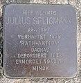 Stolperstein Windeck Rosbach Mittelstraße 20 Julius Seligmann.jpg