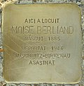 Stolperstein für Moise Berliand (Chișinău).jpg