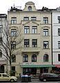 Stolpersteine Köln, Wohnhaus Darmstädter Straße 4.jpg