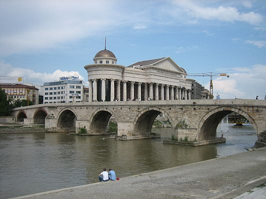 Stone Bridge (Skopje)