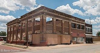Ranger, Texas - Image: Store Ranger Texas (1 of 1)