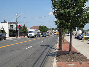 Smithtown, New York - Main Street, Smithtown
