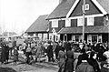 Strömsunds station påsken 1933.jpg