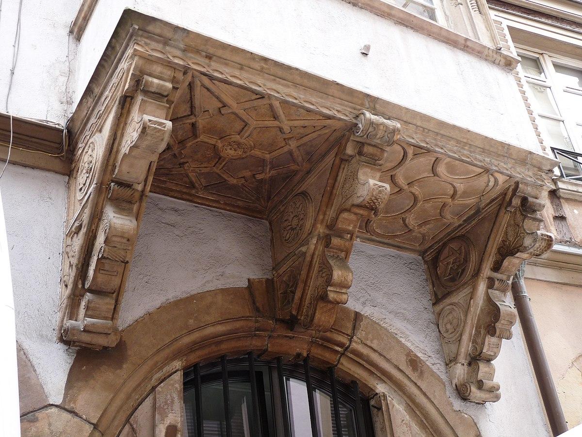 Q15952334 wikidata for Rue du miroir strasbourg