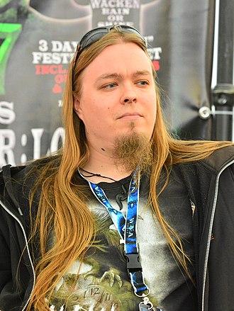 Matias Kupiainen - Matias Kupiainen at Wacken Open Air 2016