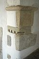 Street Ioulianou Dellaroka, ancient building elements, Kastro of Naxos Town, 110248.jpg