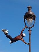 Street Performer, Montmartre 2012-09-22 n2.jpg