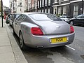 Streetcarl Bentley Continental GT (6437529353).jpg
