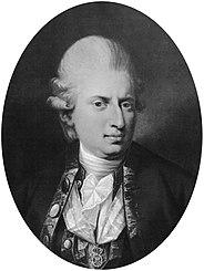 Jens Juel: Johann Friedrich Struensee (1771);  Bomann Museum, Celle
