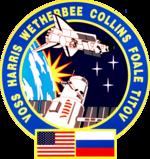 Missionsemblem STS-63