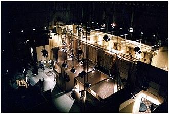 RTÉ Television Centre - Image: Studio 4 (RTE T.C.)