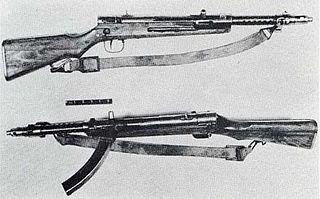 Beretta Model 38 - WikiVividly