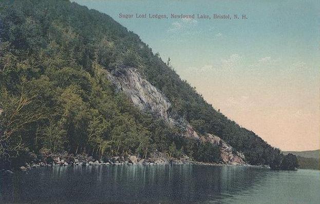 Sugar Loaf Ledges, Newfound Lake