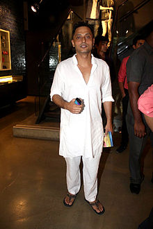 Sujoy dvd launch kahaani.jpg