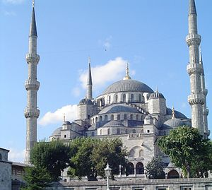 Sultan Ahmed Mosque - Image: Sultan Ahmed Mosque