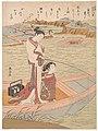 Sumidagawa no rakugan-風俗江戸八景 隅田川落雁-Wild Geese Flying Down the Sumida River MET DP119537.jpg
