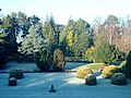 Sunken lawn, Heriot-Watt University - geograph.org.uk - 649154.jpg