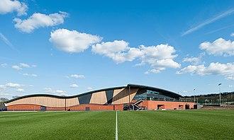 University of Surrey - Surrey Sports Park