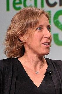 Susan Wojcicki American businesswoman