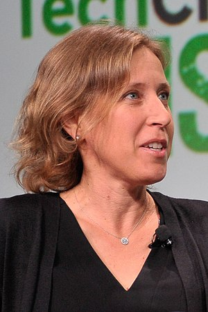 Censorship of YouTube - Susan Wojcicki, CEO of YouTube