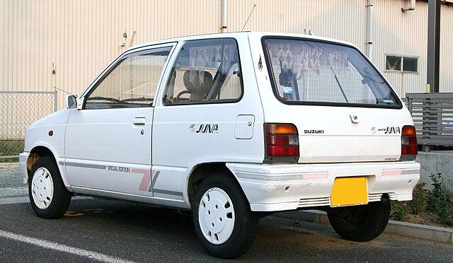 Mehran 2 Door - 640px Suzuki Alto Juna rear