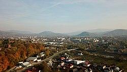 מבט אווירי על סבליאבה