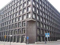 スウェーデン国立銀行本店