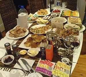 Smörgåsbord - Smörgåsbord, Swedish buffet
