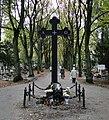 Szczecin Cmentarz Centralny Krzyz Zelazny.jpg