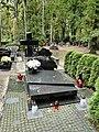 Szczecin Cmentarz Centralny grob Hieronima Kupczyka.jpg