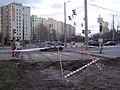 Szeged 4-es villamos Budapesti körúti szakasza 2011-03-14 (3).JPG