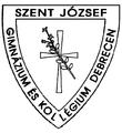 Szent József Gimnázium és Kollégium címere.png