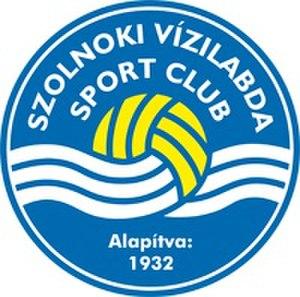 Szolnoki Vízilabda SC - Image: Szolnoki Dózsa