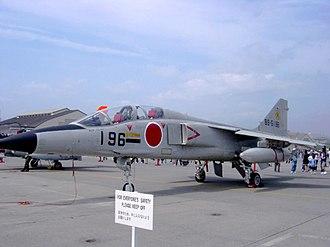 Mitsubishi T-2 - Mitsubishi T-2 at MCAS Iwakuni