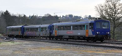 X 2100 wikip dia for Ter toulouse
