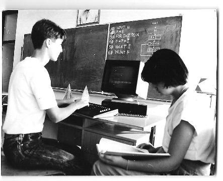 TIM-011, skolski racunar 1987
