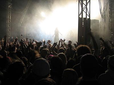 Arvikafestivalen 2005