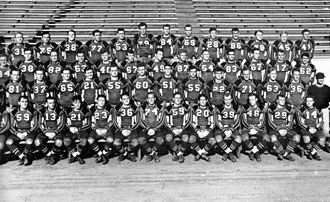 1939 Texas Tech vs. Centenary football game - 1939 Texas Tech Football Team