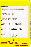 TUIfly - boarding pass X3 153 Berlin-Cologne 2007-07-23.jpg