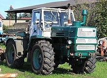 Самодельные трактора. - YouTube