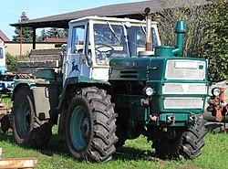 Т-150К (трактор) — Википедия