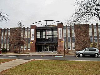 St. Joan of Arc Catholic Academy Bill 30 catholic high school in Knob Hill, Toronto, Ontario, Canada