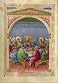 Taddeo Crivelli (Italian, died about 1479, active about 1451 - 1479) - The Last Supper - Google Art Project.jpg