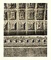 Tafel 047b Spalato - Jupitertempel Detail der Kassettendecke - Kowalczyk 1909.jpg