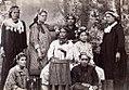 Tahitian women, c. 1885, Charles Georges Spitz.jpg