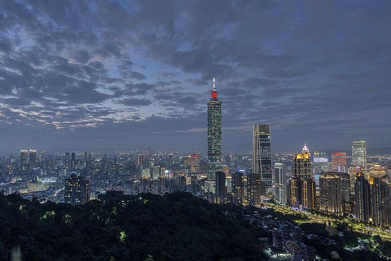 File:Taipei, Taiwan Skyline 2019.jpg