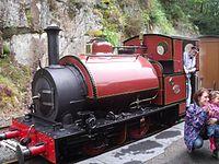 Tal-y Llyn Railway No 3 Sir Haydn (8062036721).jpg