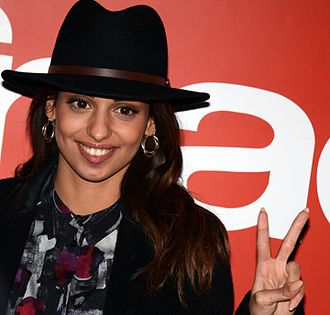 Tal (singer) - Tal during the NRJ Music Awards in 2014