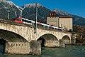 Talent auf Mühlauer Eisenbahnbrücke.jpg